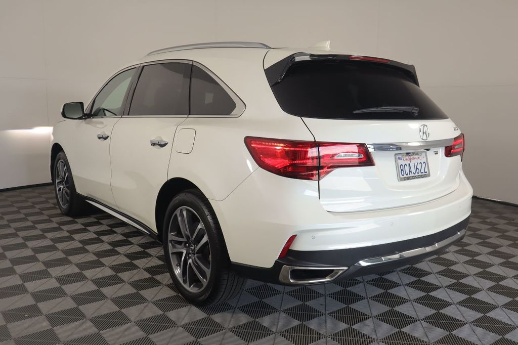 2018 Acura MDX FWD w/Advance/Entertainment Pkg - 20746448 - 5