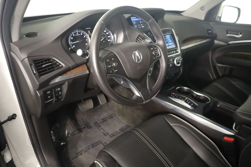 2018 Acura MDX FWD w/Advance/Entertainment Pkg - 20746448 - 6