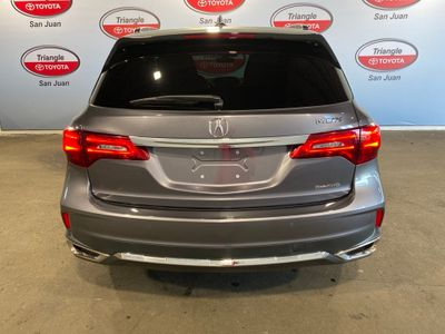 2018 Acura MDX SH-AWD w/Advance Pkg SUV - Click to see full-size photo viewer