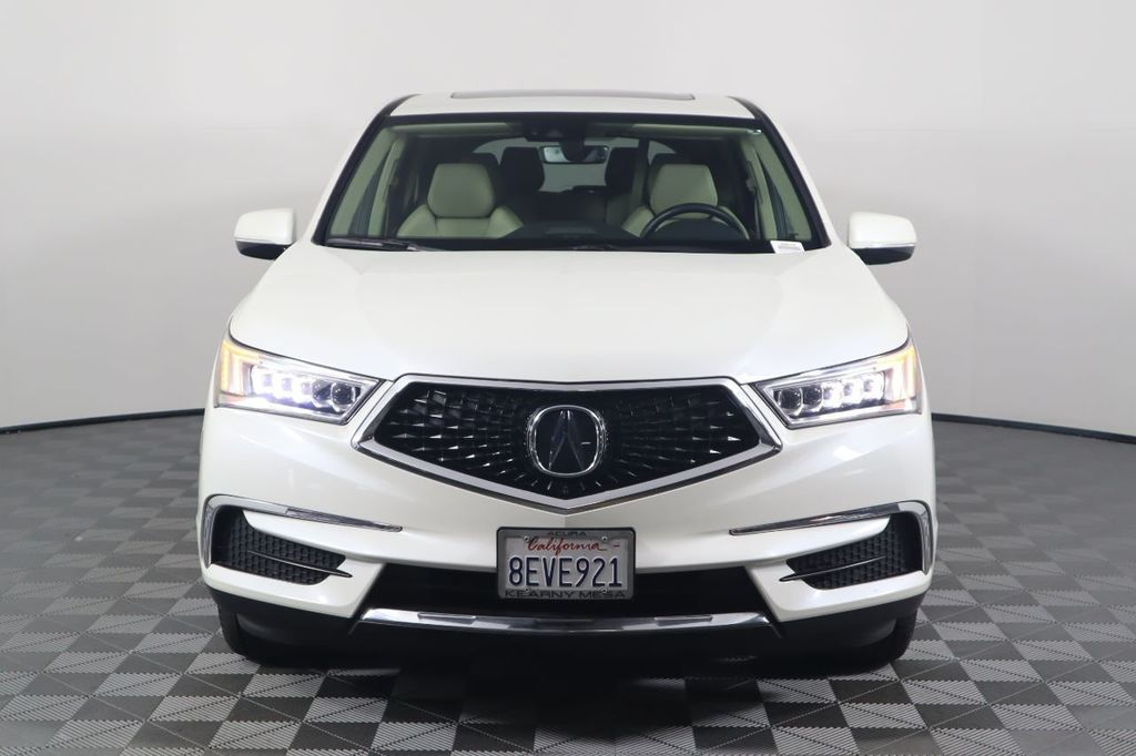 2018 Acura MDX SH-AWD w/Technology Pkg - 20732498 - 1