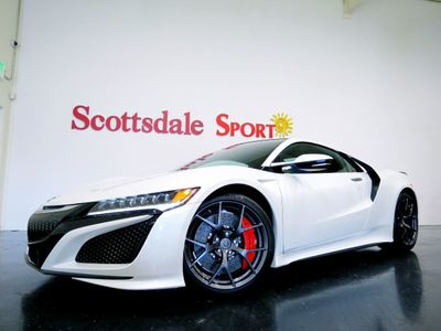 2018 Acura NSX * ONLY 1,825 Miles...Ceramic Brakes! - Click to see full-size photo viewer