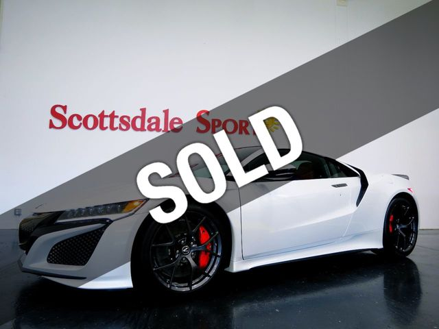 2018 Acura NSX * ONLY 1,825 Miles...Full Options!