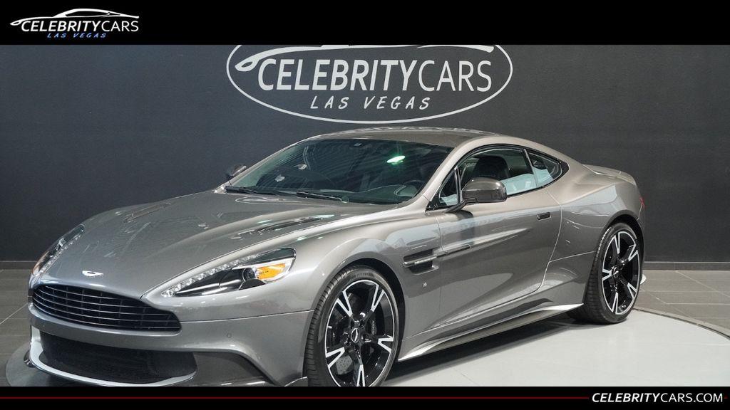 Aston Martin Used >> 2018 Used Aston Martin Vanquish S At Celebrity Cars Las Vegas Nv Iid 19412134