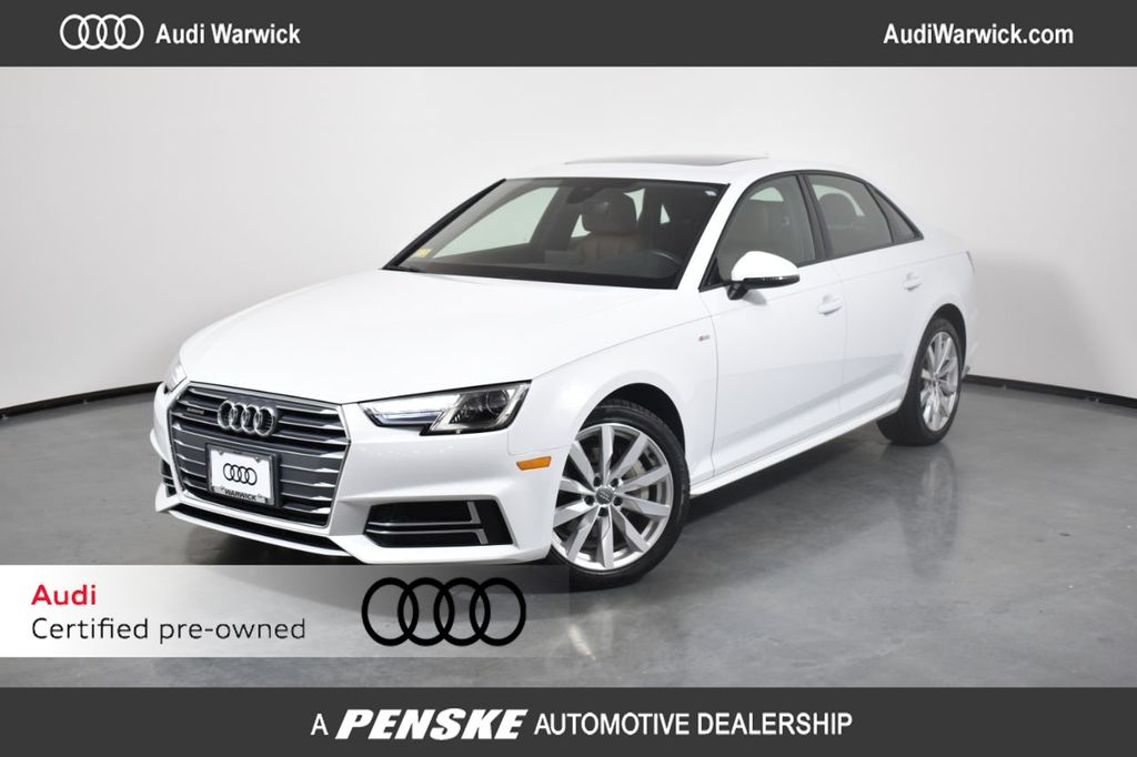 Dealer Video - 2018 Audi A4 2.0 TFSI Premium S Tronic quattro AWD - 17871056