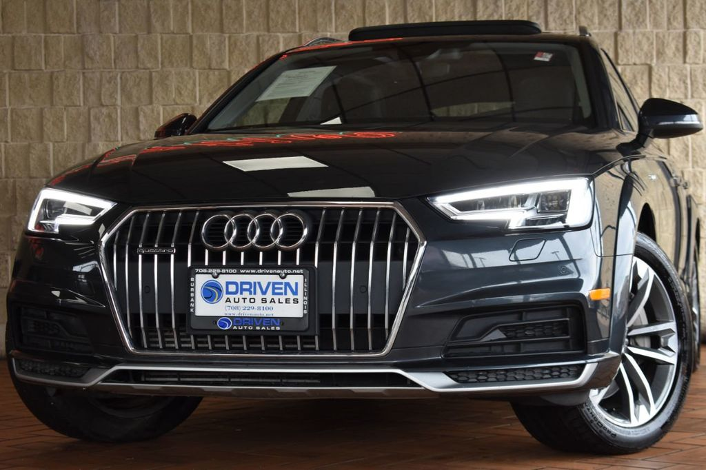 2018 Audi A4 allroad 2.0 TFSI Summer of Audi Premium Plus - 18704480 - 0