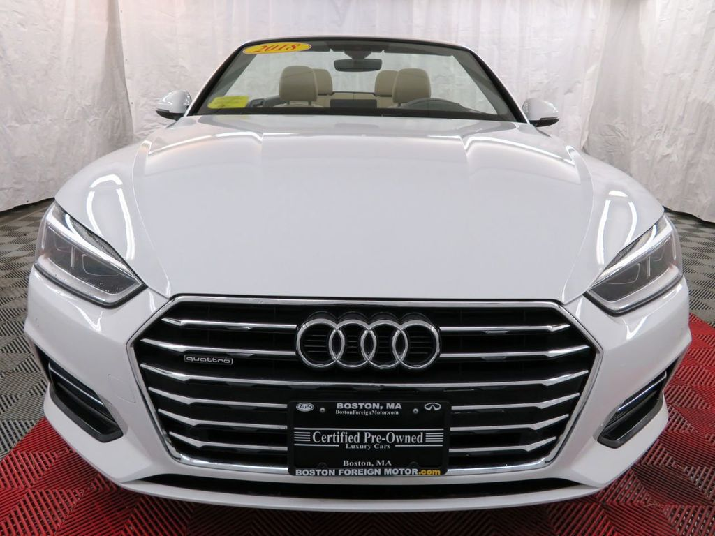 2018 Audi A5 Cabriolet 2.0 TFSI Sport - 18406472 - 1