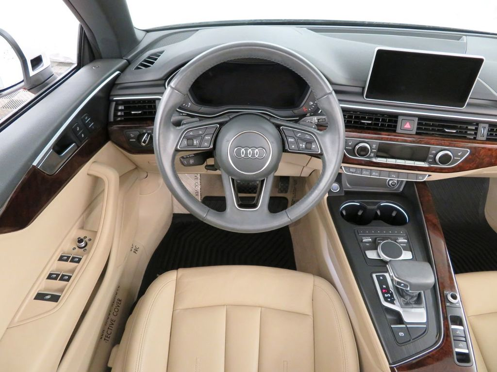 2018 Audi A5 Cabriolet 2.0 TFSI Sport - 18406472 - 6