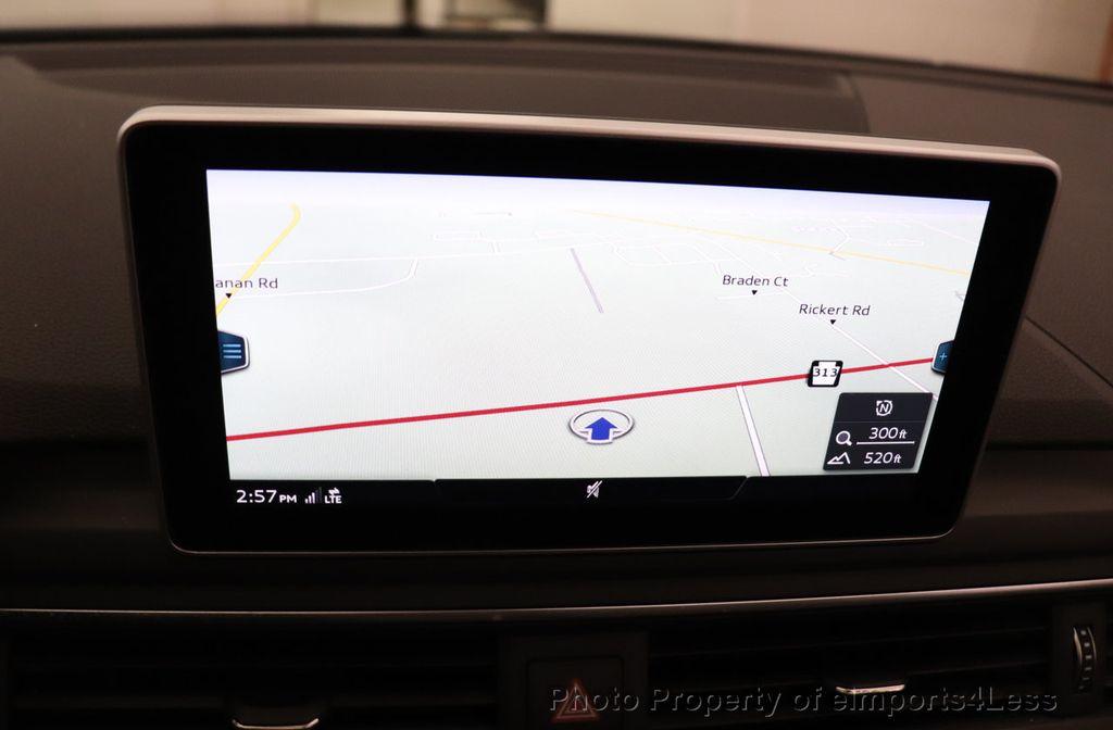 2018 Audi A5 Cabriolet CERTIFIED A5 2.0T QUATTRO PREMIUM PLUS AWD CAMERA NAV - 18518150 - 9