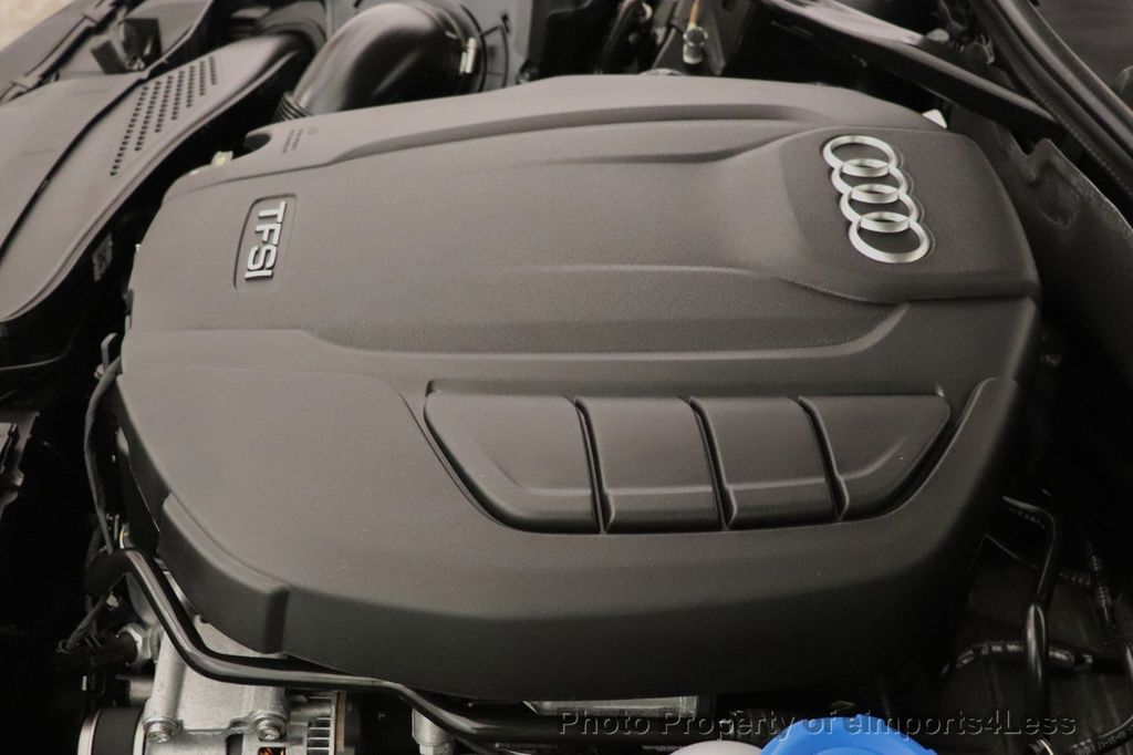2018 Audi A5 Cabriolet CERTIFIED A5 2.0T QUATTRO PREMIUM PLUS AWD CAMERA NAV - 18518150 - 19