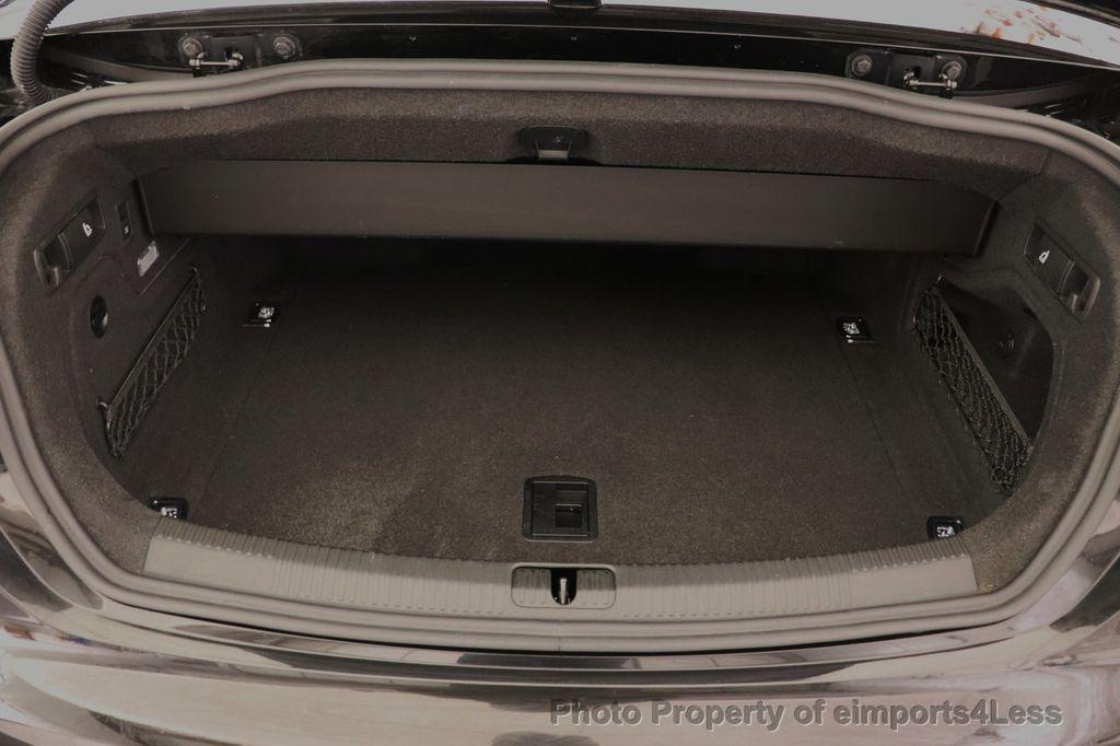 2018 Audi A5 Cabriolet CERTIFIED A5 2.0T QUATTRO PREMIUM PLUS AWD CAMERA NAV - 18518150 - 22