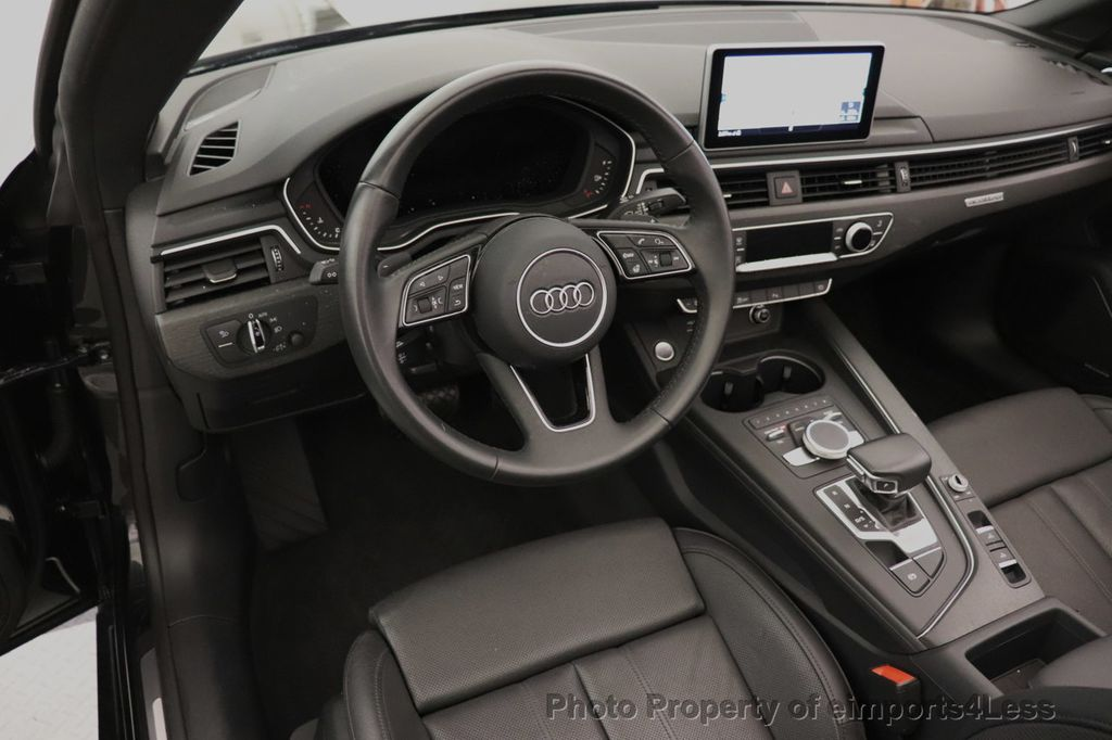 2018 Audi A5 Cabriolet CERTIFIED A5 2.0T QUATTRO PREMIUM PLUS AWD CAMERA NAV - 18518150 - 33