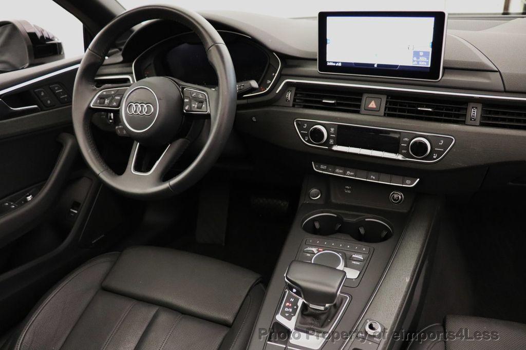 2018 Audi A5 Cabriolet CERTIFIED A5 2.0T QUATTRO PREMIUM PLUS AWD CAMERA NAV - 18518150 - 34
