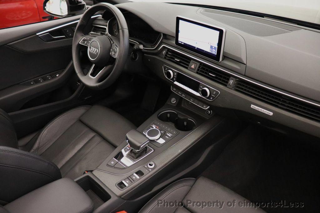 2018 Audi A5 Cabriolet CERTIFIED A5 2.0T QUATTRO PREMIUM PLUS AWD CAMERA NAV - 18518150 - 35
