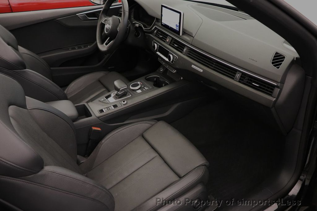 2018 Audi A5 Cabriolet CERTIFIED A5 2.0T QUATTRO PREMIUM PLUS AWD CAMERA NAV - 18518150 - 50
