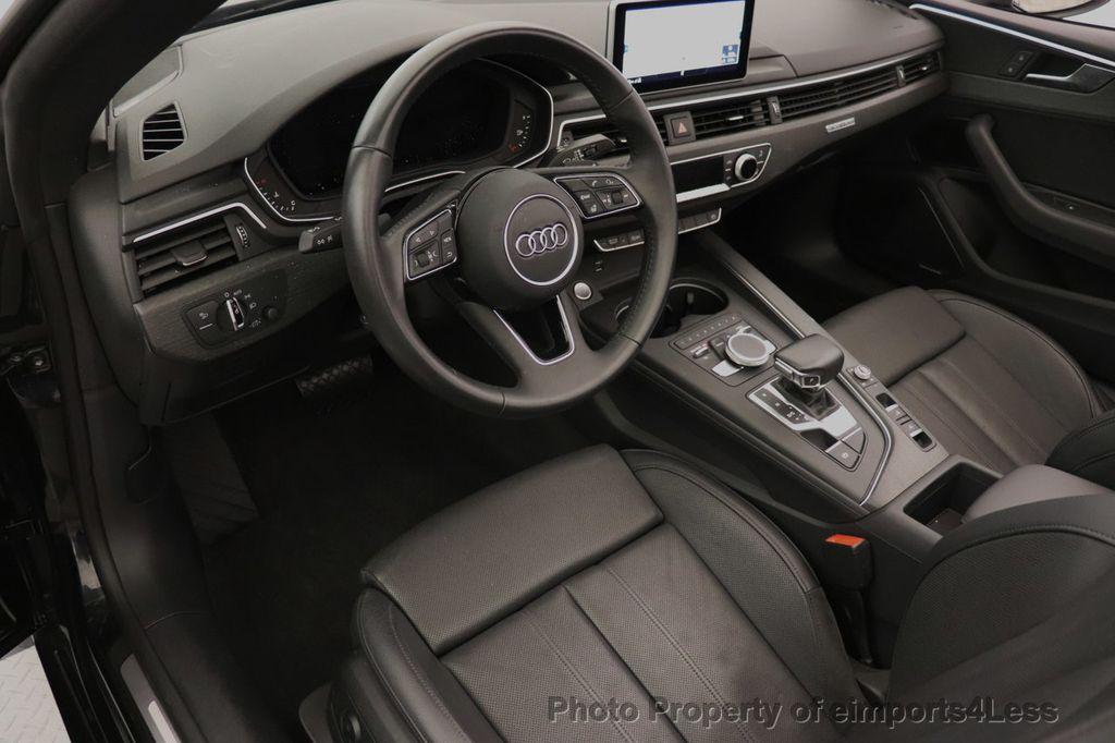 2018 Audi A5 Cabriolet CERTIFIED A5 2.0T QUATTRO PREMIUM PLUS AWD CAMERA NAV - 18518150 - 5