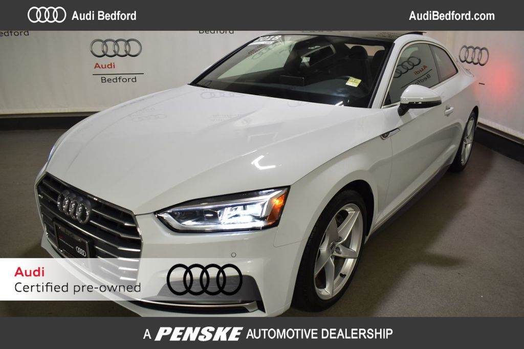 Dealer Video - 2018 Audi A5 Coupe 2.0 TFSI Premium Plus S tronic - 18430370