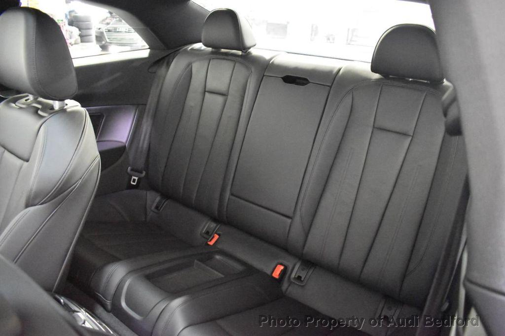 2018 Audi A5 Coupe 2.0 TFSI Premium Plus S tronic - 18430370 - 18