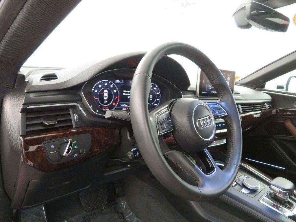 2018 Audi A5 Coupe 2.0 TFSI Premium Plus S tronic - 18406471 - 17