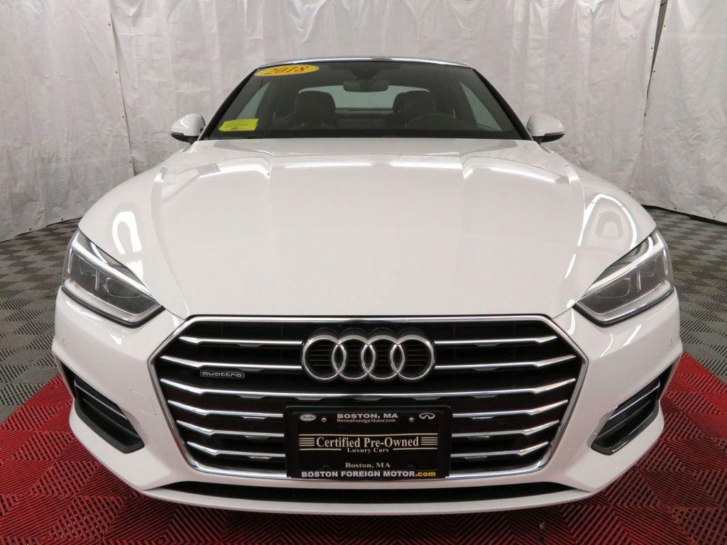 2018 Audi A5 Coupe 2.0 TFSI Premium Plus S tronic - 18406471 - 1