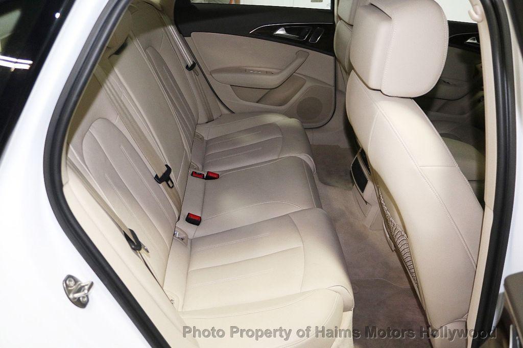 2018 Audi A6 2.0 TFSI Sport FWD - 17920339 - 15