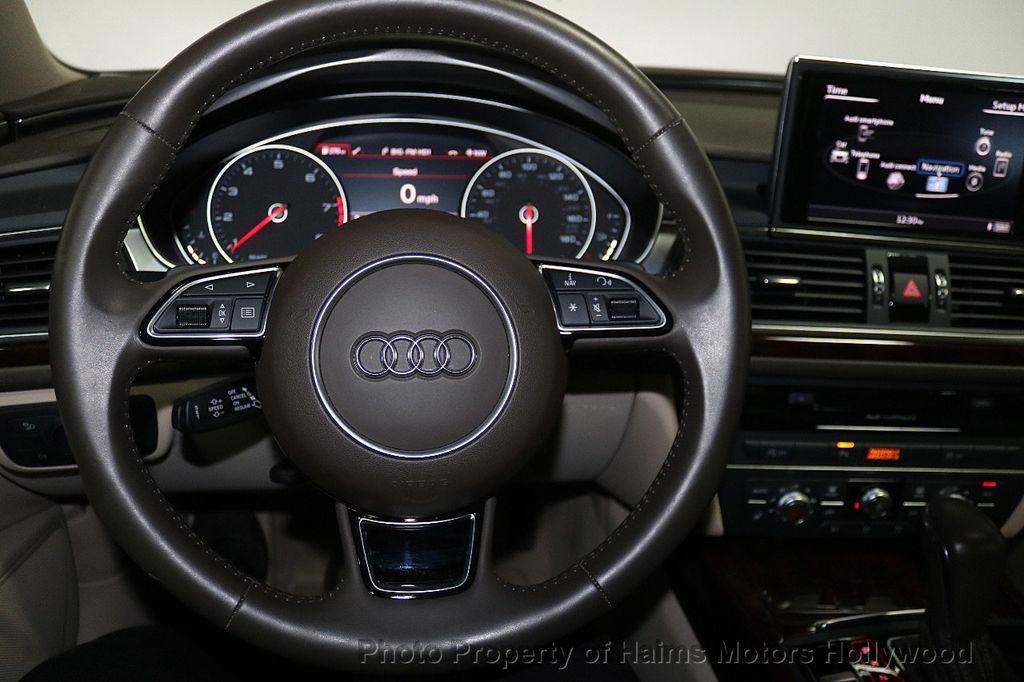 2018 Audi A6 2.0 TFSI Sport FWD - 17920339 - 29