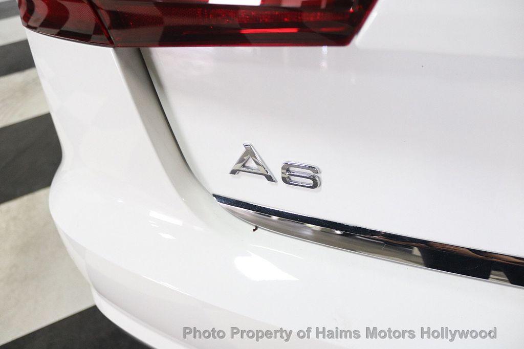 2018 Audi A6 2.0 TFSI Sport FWD - 17920339 - 7
