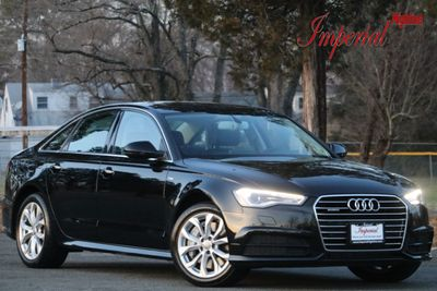 2018 Audi A6 2.0 TFSI Sport quattro AWD - Click to see full-size photo viewer
