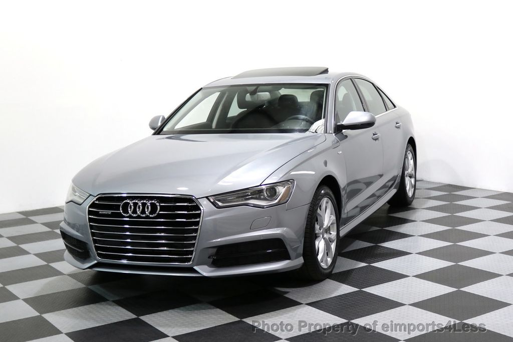 Used Audi A CERTIFIED A T Quattro AWD Blind Spot CAMERA - Car audi a6
