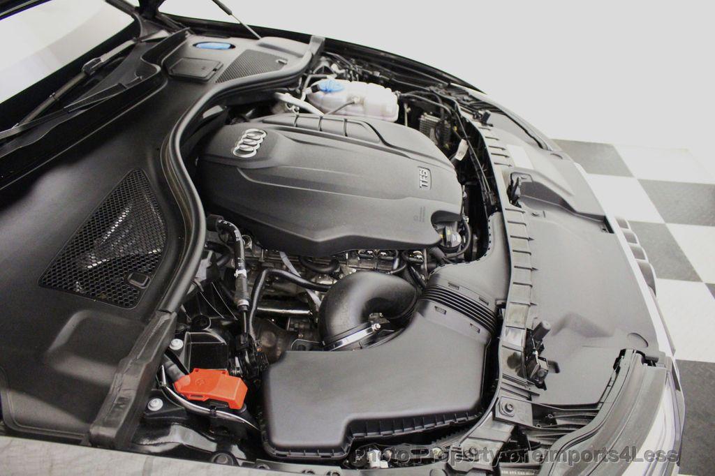2018 Audi A6 CERTIFIED A6 2.0t Quattro Premium Plus AWD LED CAM NAV - 18130109 - 21
