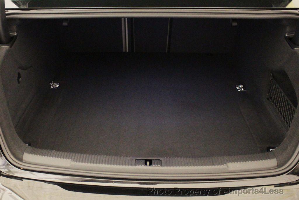 2018 Audi A6 CERTIFIED A6 2.0t Quattro Premium Plus AWD LED CAM NAV - 18130109 - 22