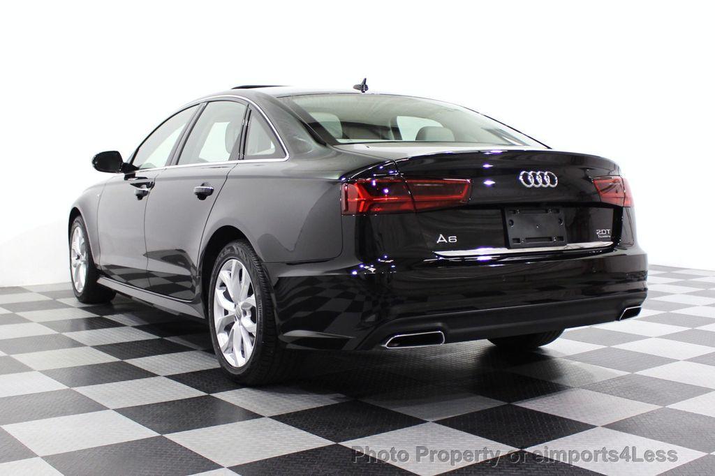 2018 Audi A6 CERTIFIED A6 2.0t Quattro Premium Plus AWD LED CAM NAV - 18130109 - 2