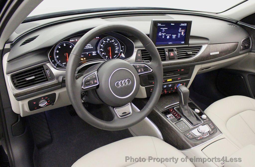 2018 Audi A6 CERTIFIED A6 2.0t Quattro Premium Plus AWD LED CAM NAV - 18130109 - 33