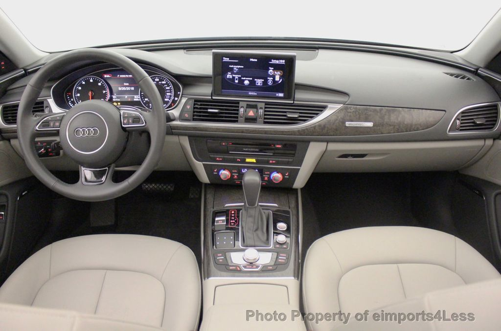 2018 Audi A6 CERTIFIED A6 2.0t Quattro Premium Plus AWD LED CAM NAV - 18130109 - 34