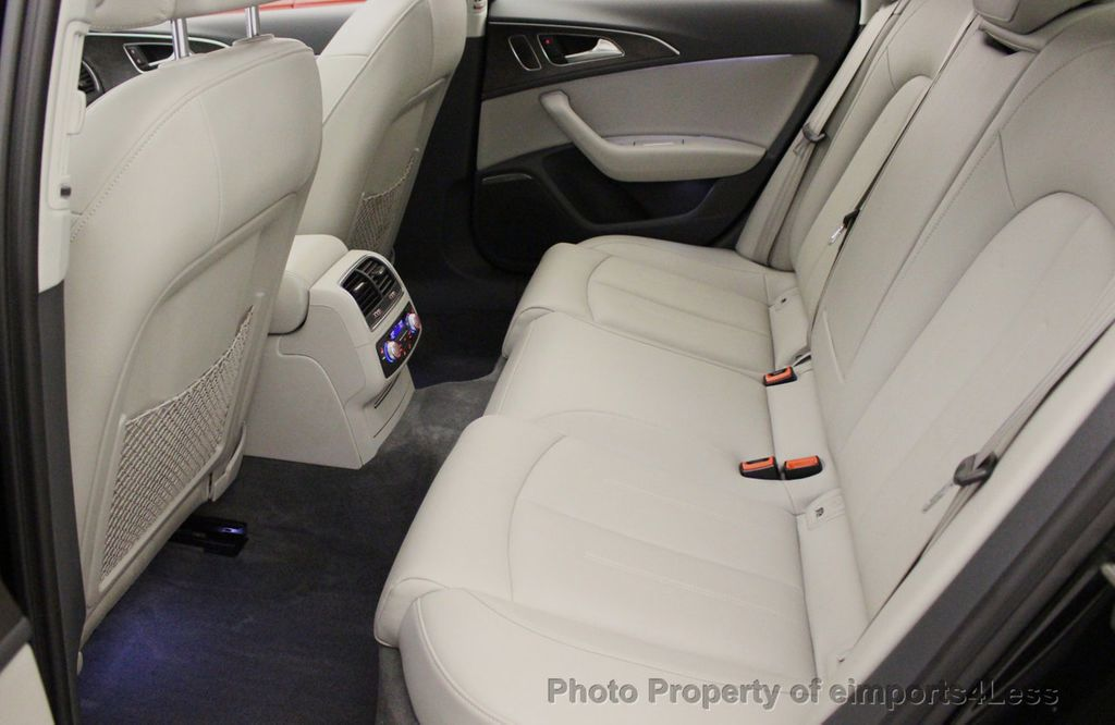 2018 Audi A6 CERTIFIED A6 2.0t Quattro Premium Plus AWD LED CAM NAV - 18130109 - 36