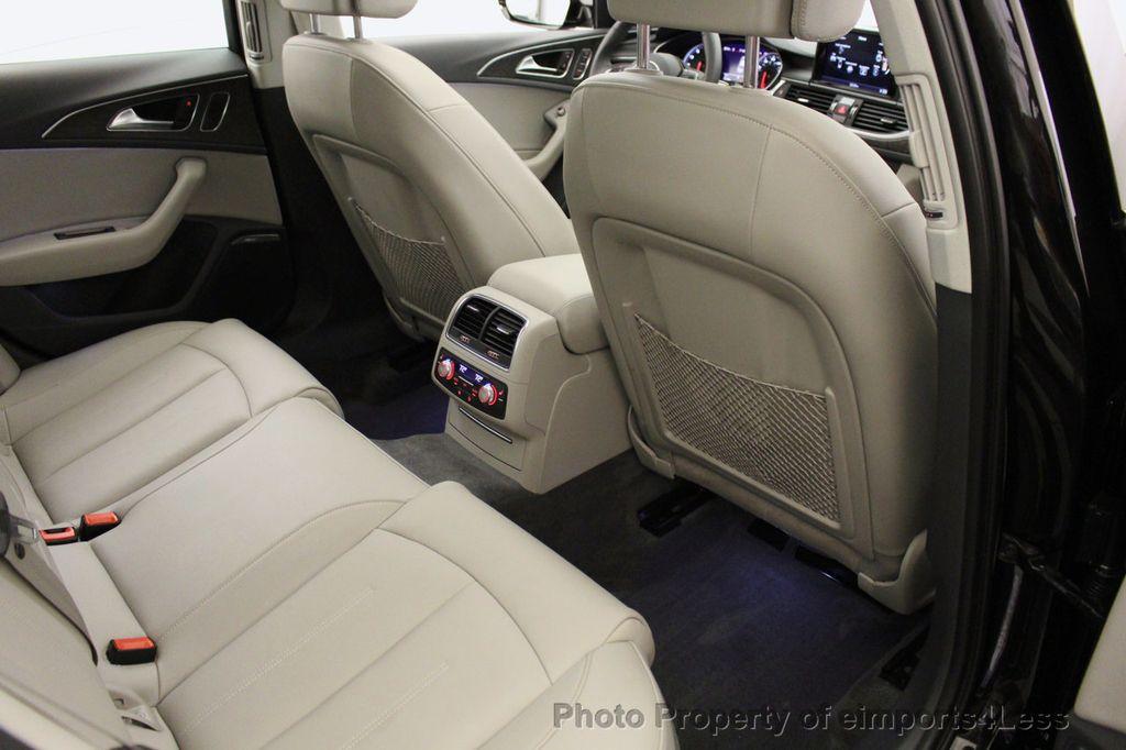 2018 Audi A6 CERTIFIED A6 2.0t Quattro Premium Plus AWD LED CAM NAV - 18130109 - 38