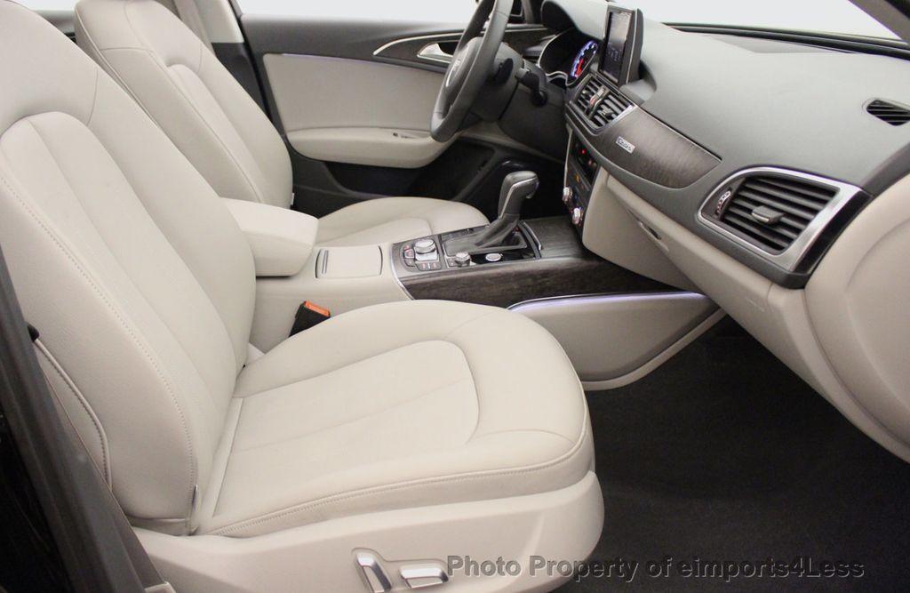 2018 Audi A6 CERTIFIED A6 2.0t Quattro Premium Plus AWD LED CAM NAV - 18130109 - 50