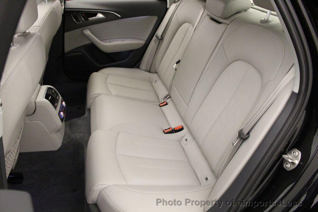 2018 Audi A6 CERTIFIED A6 2.0t Quattro Premium Plus AWD LED CAM NAV - 18130109 - 51