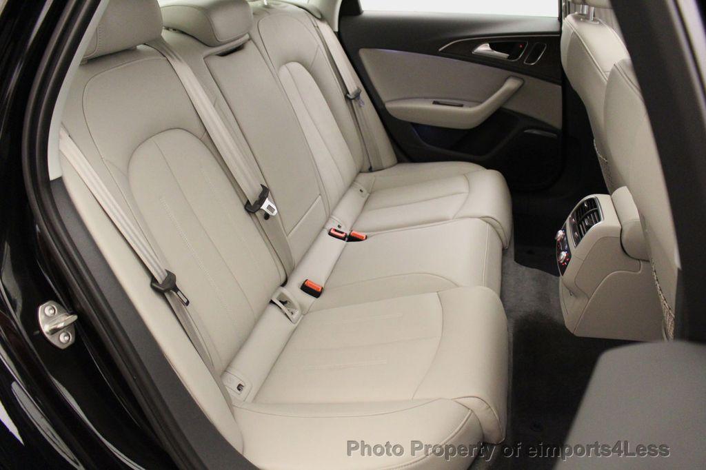 2018 Audi A6 CERTIFIED A6 2.0t Quattro Premium Plus AWD LED CAM NAV - 18130109 - 52