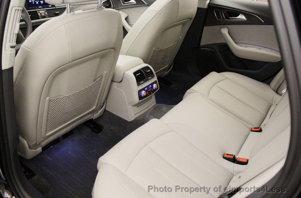 2018 Audi A6 CERTIFIED A6 2.0t Quattro Premium Plus AWD LED CAM NAV - 18130109 - 7