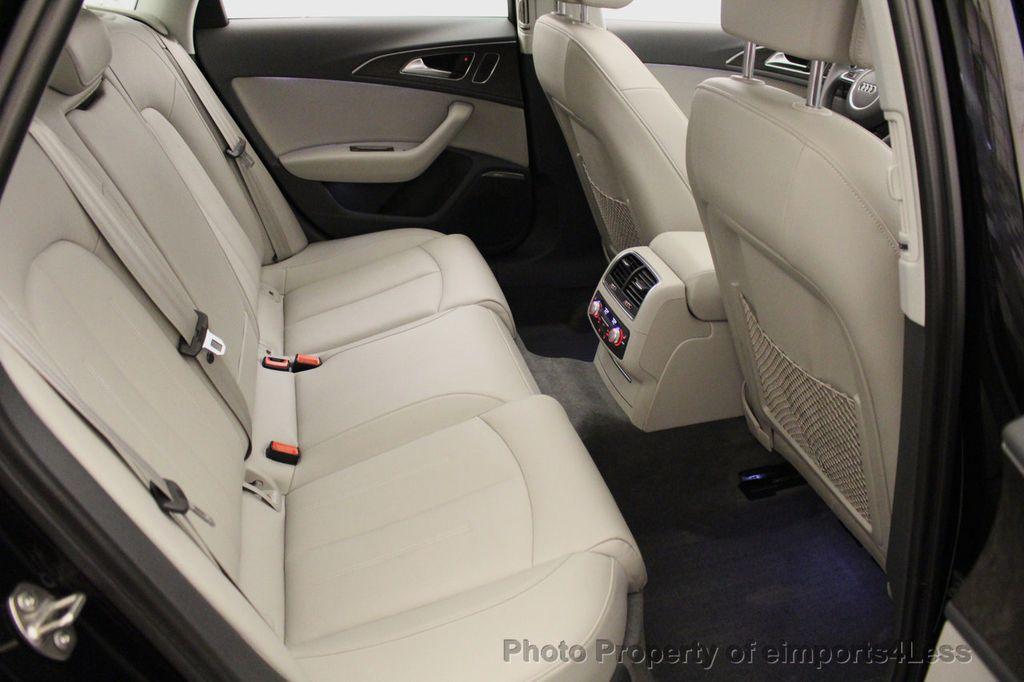 2018 Audi A6 CERTIFIED A6 2.0t Quattro Premium Plus AWD LED CAM NAV - 18130109 - 8