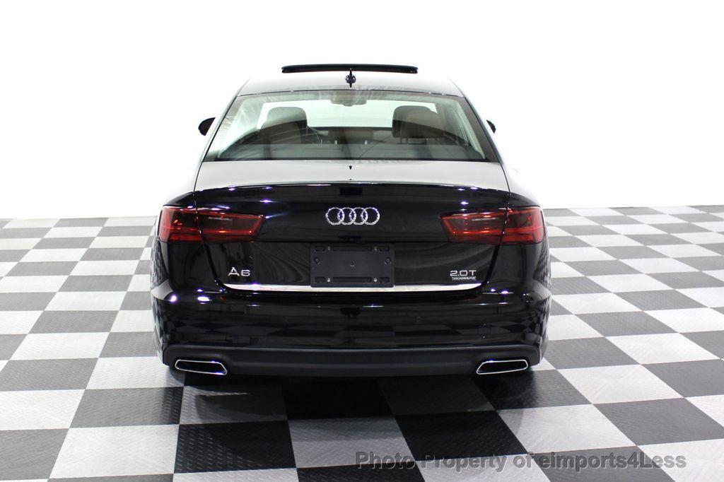 2018 Audi A6 CERTIFIED A6 2.0t Quattro S-Line AWD BOSE CAMERA NAVI - 18104442 - 17