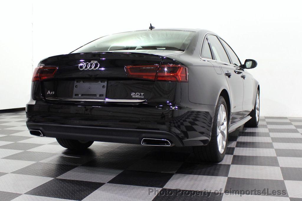 2018 Audi A6 CERTIFIED A6 2.0t Quattro S-Line AWD BOSE CAMERA NAVI - 18104442 - 18