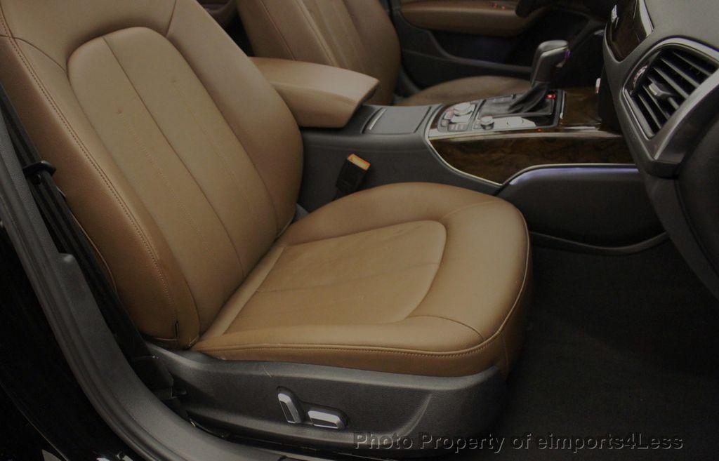 2018 Audi A6 CERTIFIED A6 2.0t Quattro S-Line AWD BOSE CAMERA NAVI - 18104442 - 24