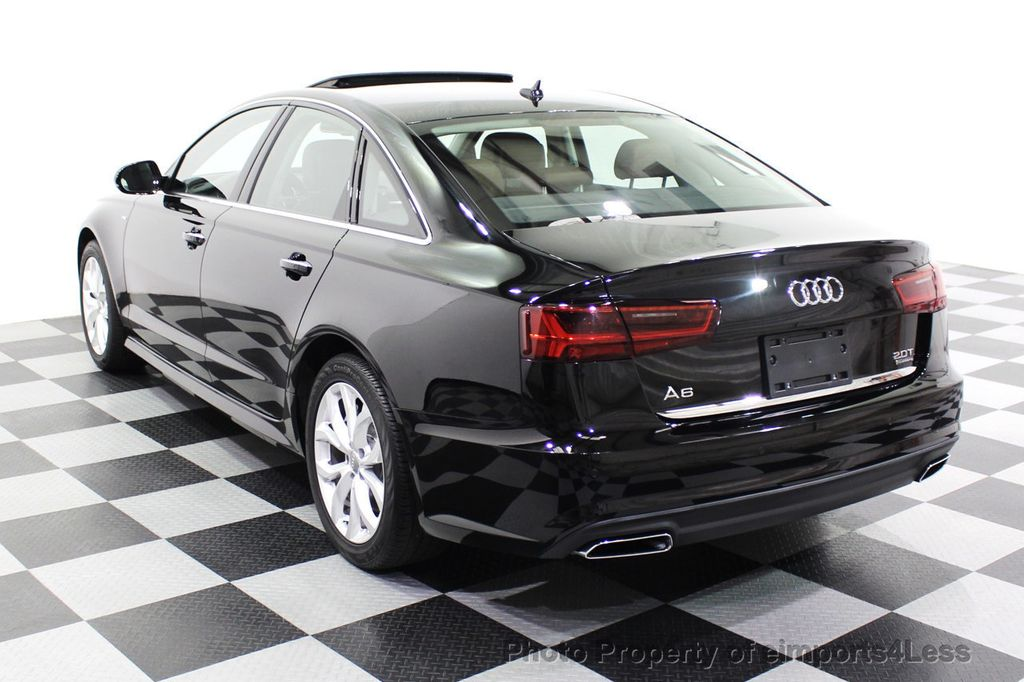 2018 Audi A6 CERTIFIED A6 2.0t Quattro S-Line AWD BOSE CAMERA NAVI - 18104442 - 30