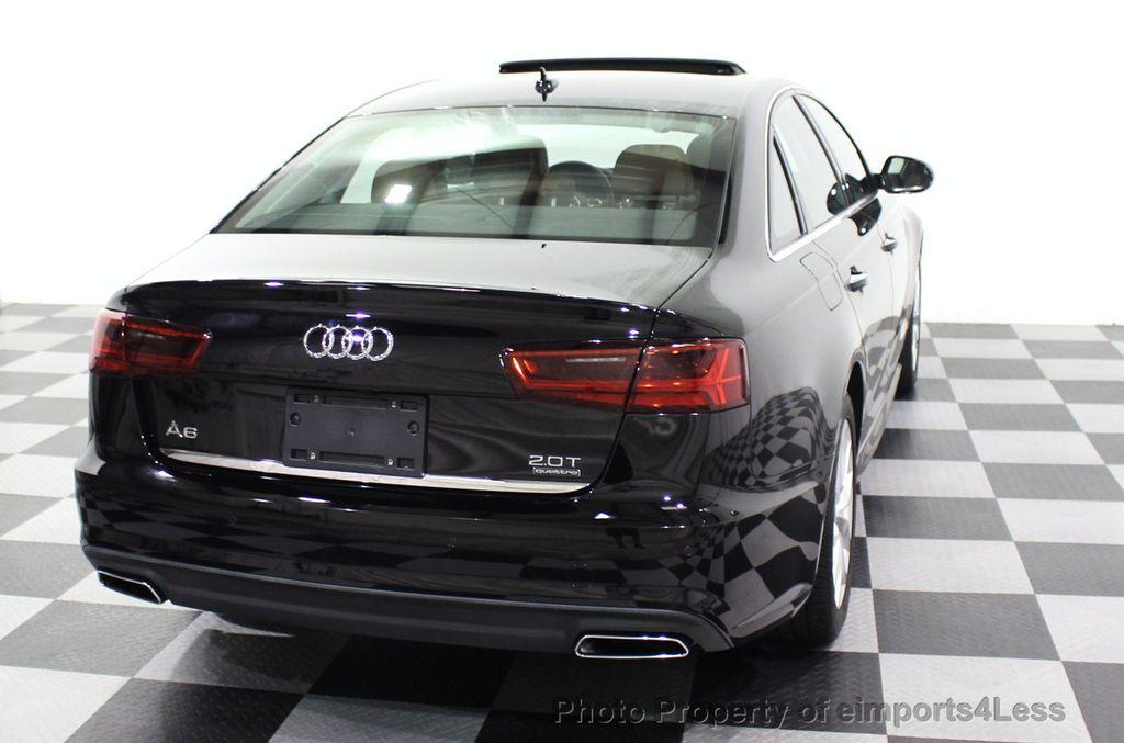 2018 Audi A6 CERTIFIED A6 2.0t Quattro S-Line AWD BOSE CAMERA NAVI - 18104442 - 32
