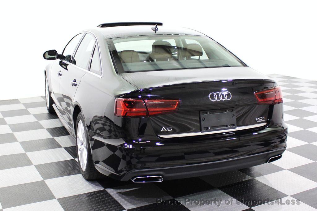 2018 Audi A6 CERTIFIED A6 2.0t Quattro S-Line AWD BOSE CAMERA NAVI - 18104442 - 46
