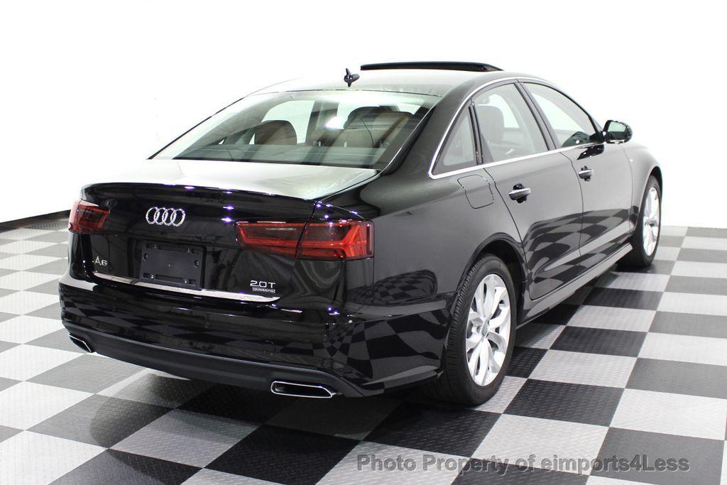 2018 Audi A6 CERTIFIED A6 2.0t Quattro S-Line AWD BOSE CAMERA NAVI - 18104442 - 47