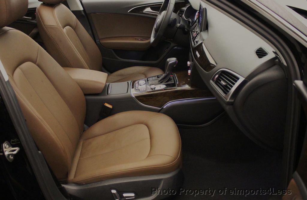 2018 Audi A6 CERTIFIED A6 2.0t Quattro S-Line AWD BOSE CAMERA NAVI - 18104442 - 49