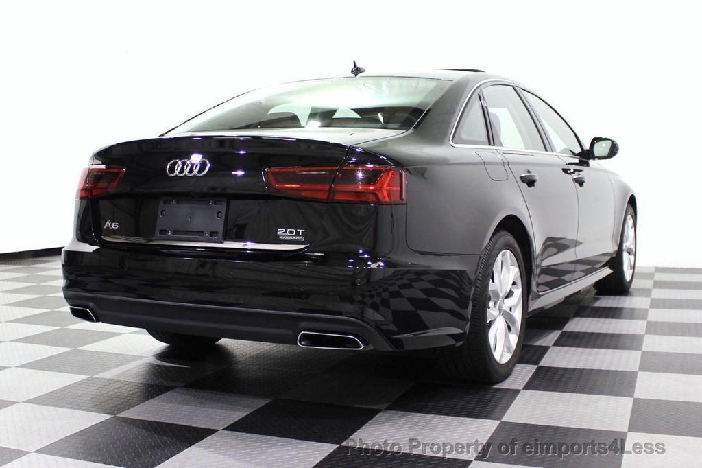 2018 Audi A6 CERTIFIED A6 2.0t Quattro S-Line AWD BOSE CAMERA NAVI - 18104442 - 55