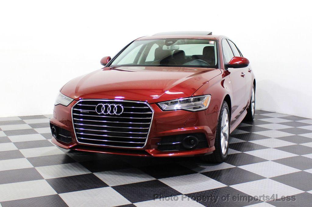 2018 Audi A6 CERTIFIED A6 3.0t V6 Quattro Premium Plus AWD DRIVER ASSIST NAV - 18138633 - 14
